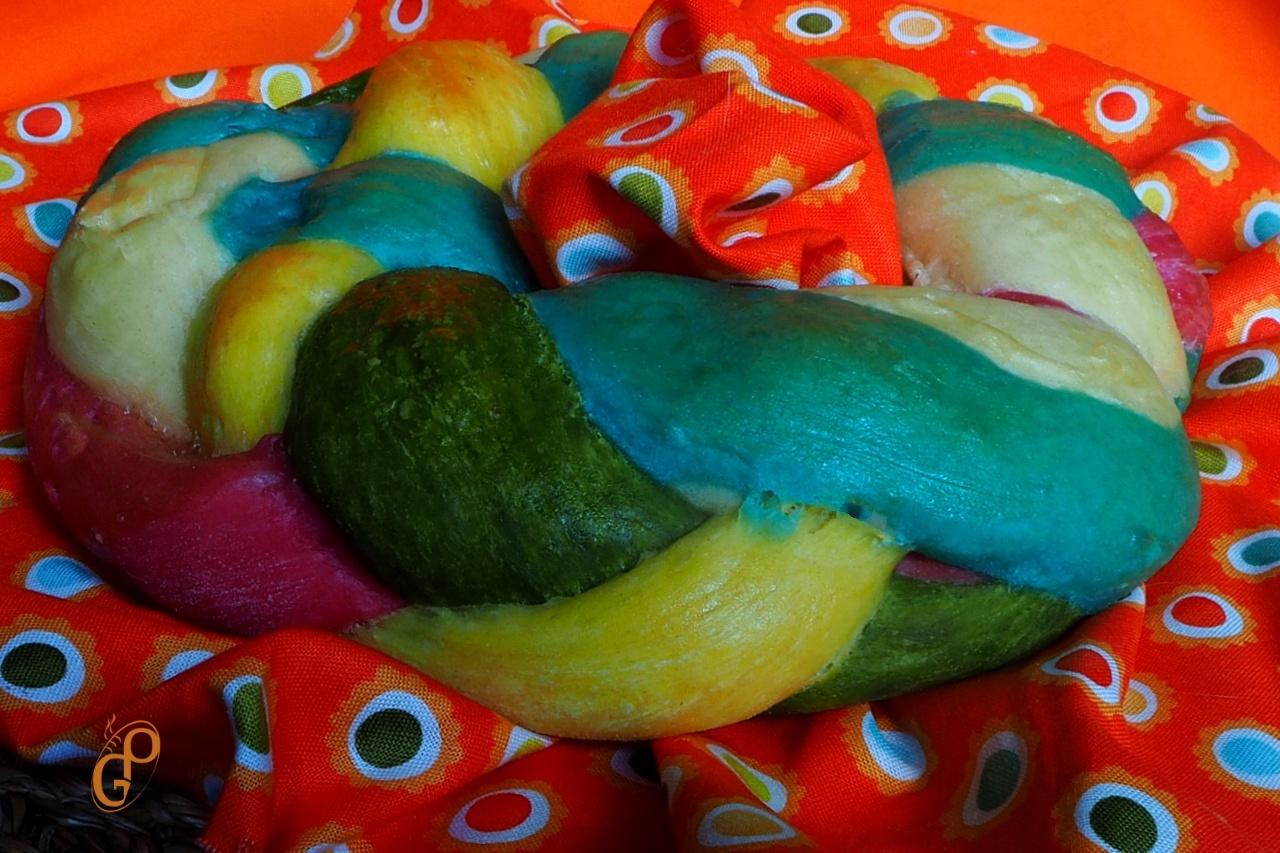 Brioches Multicolor destacada